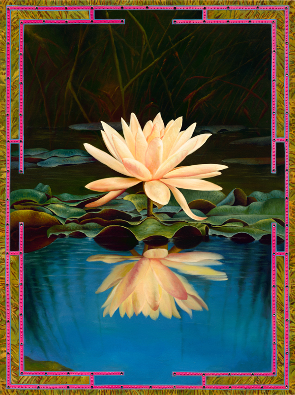 Mandalas the art of paul heussenstamm lets explore the lotus flower and see it in every color conceivable mightylinksfo