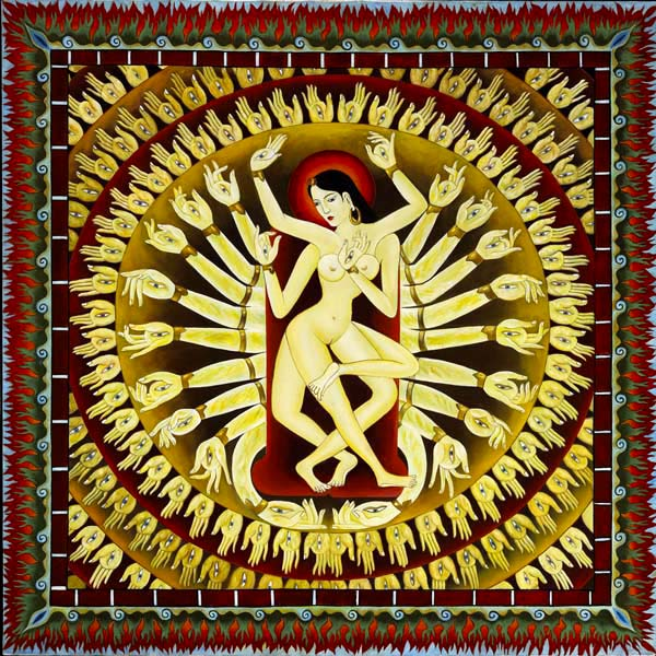 The Realm of the Divine: The Dakini and her Sacred Dance
