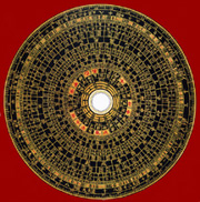 Art of paul heussenstamm for Cuadros mandalas feng shui decoracion mandalas
