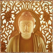 <h5>Buddha Meditation Gold</h5>