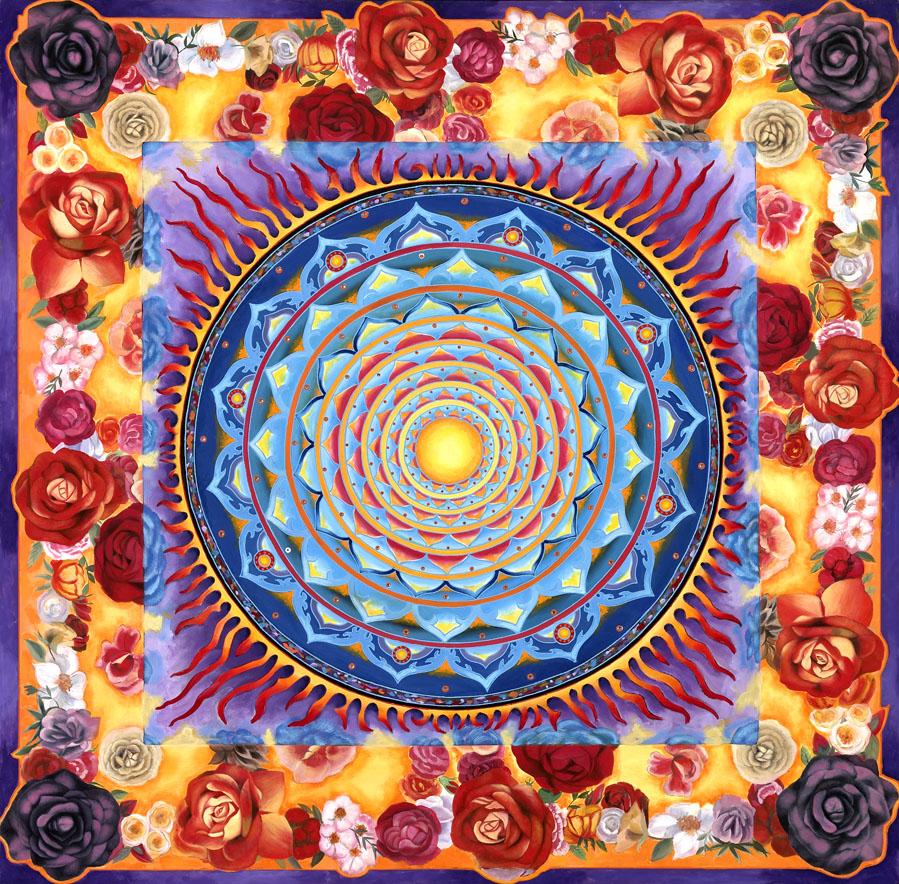 Nature - Mandala nature ...